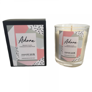 Amare Lux Adora Candle