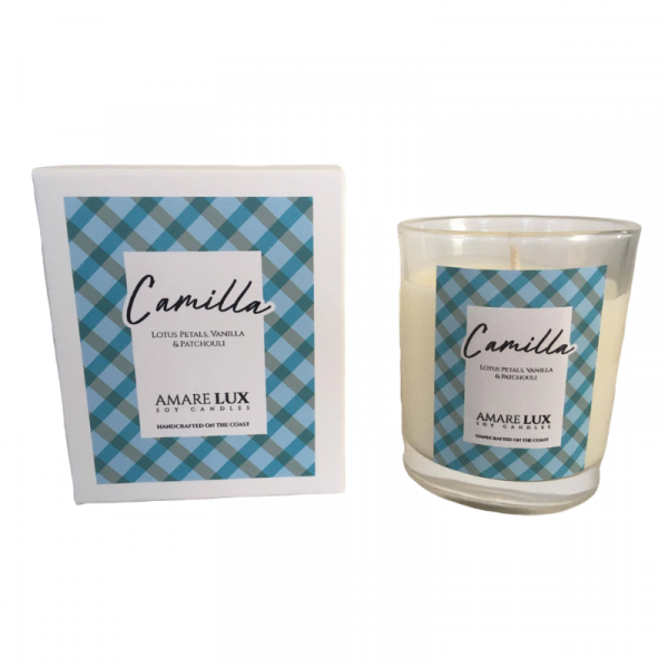 Amare Lux Camilla Candle