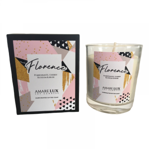 Amare Lux Florence Candle