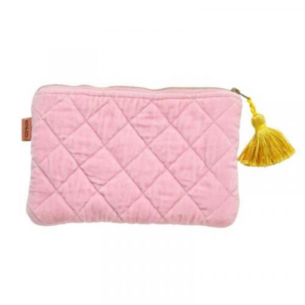 Kip Co Pink Velvet