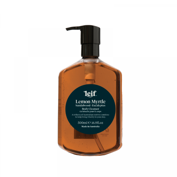 Leif Lemon Myrtle Cleanser 500ml