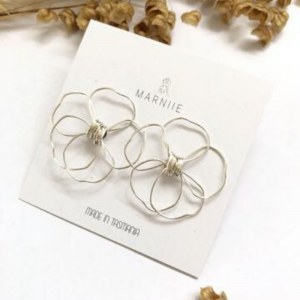 Marniie Silver Studs