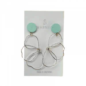 Marniie Mint Silver